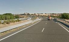 El autobús de un equipo deportivo de La Bañeza sufre un accidente en Salamanca