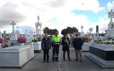 Santa María del Páramo finaliza las obras de saneamiento y drenaje del cementerio