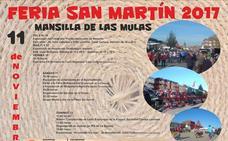 Mansilla de las Mulas celebra la Feria de San Martín