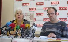 CCOO denuncia «estar de manos atadas» cuando quiere «señalar injusticias» en la Inspección de Trabajo
