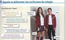 El uniforme leonés que se estudia en las escuelas alemanas