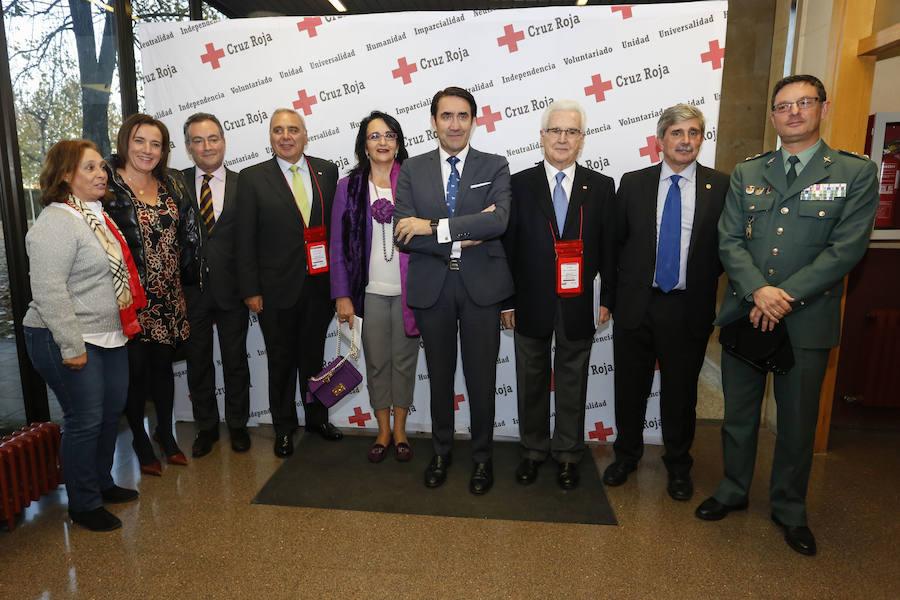 Suárez-Quiñones asiste a las Jornadas Técnicas de Equipos de Emergencia de Cruz Roja