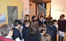 Los alumnos de Peñacorada leen y escriben con Ana Frank