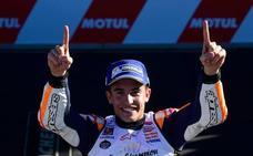 Márquez, campeón del mundo al estilo Márquez