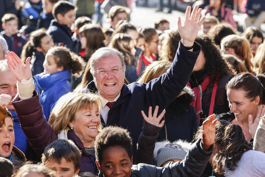 Celebración del Día Universal del Niño en León