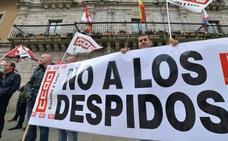 Los trabajadores afectados por despidos colectivos aumentan un 54,9% en Castilla y León en 2017