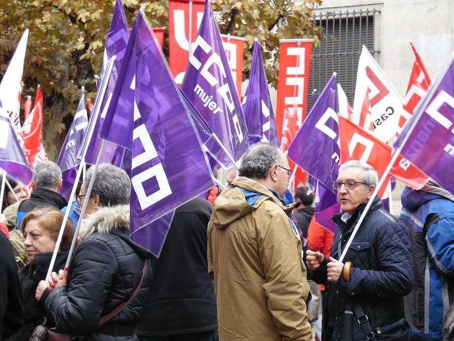 Los sindicatos vuelven a la calle