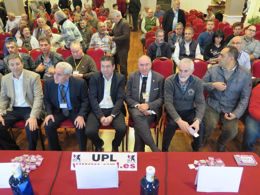 El congreso de UPL, en imágenes