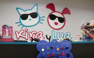Porque mi mascota es chula, Kira y Lua