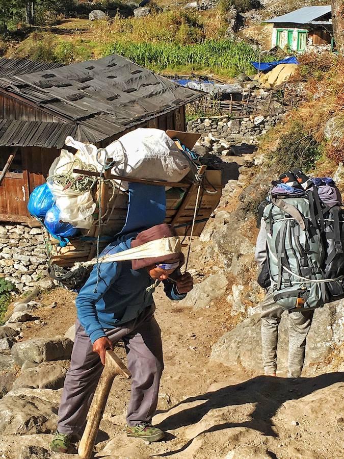 Trekking solidario desde Toreno hasta el Himalaya
