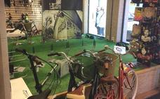 Asaltan una tienda de bicis en La Bañeza y se llevan cerca de 60.000 euros en material deportivo