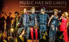 Aterriza en León un musical sin fronteras