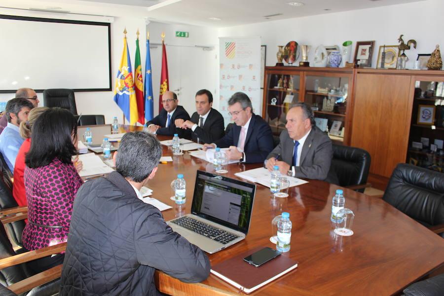 Reunión en Bragança