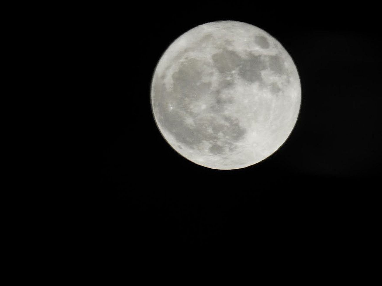 Superluna en León