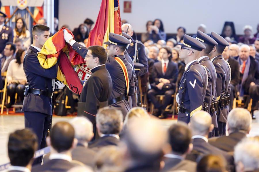 Festividad de la Virgen de Loreto, patrona del Ejército del Aire