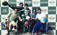 David Vidales compartirá 'box' con Fernando Alonso