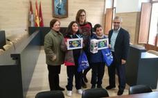 Aqualia entrega los premios anuales de dibujo en La Bañeza