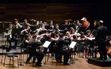 La ULE ofrece un concierto de Navidad con la Orquesta y banda de Juventudes Musicales