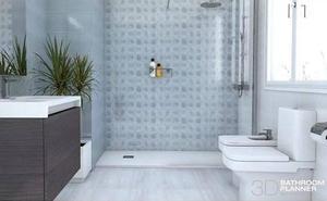 La tecnología 3D revoluciona el diseño de baños