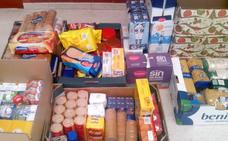 Campaña solidaria de recogida de juguetes y alimentos en la ULE