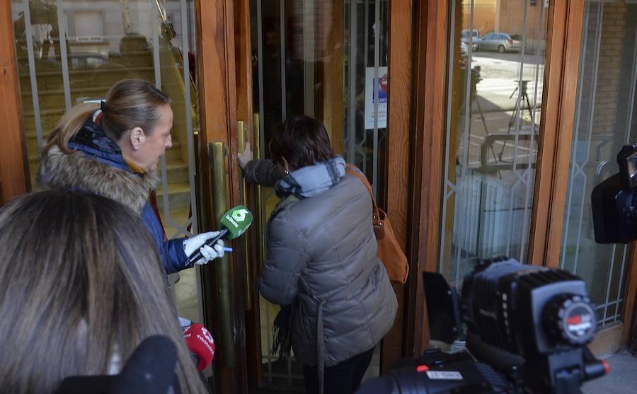 Declaración de la madre de la menor víctima de la presunta agresión sexual de Aranda de Duero