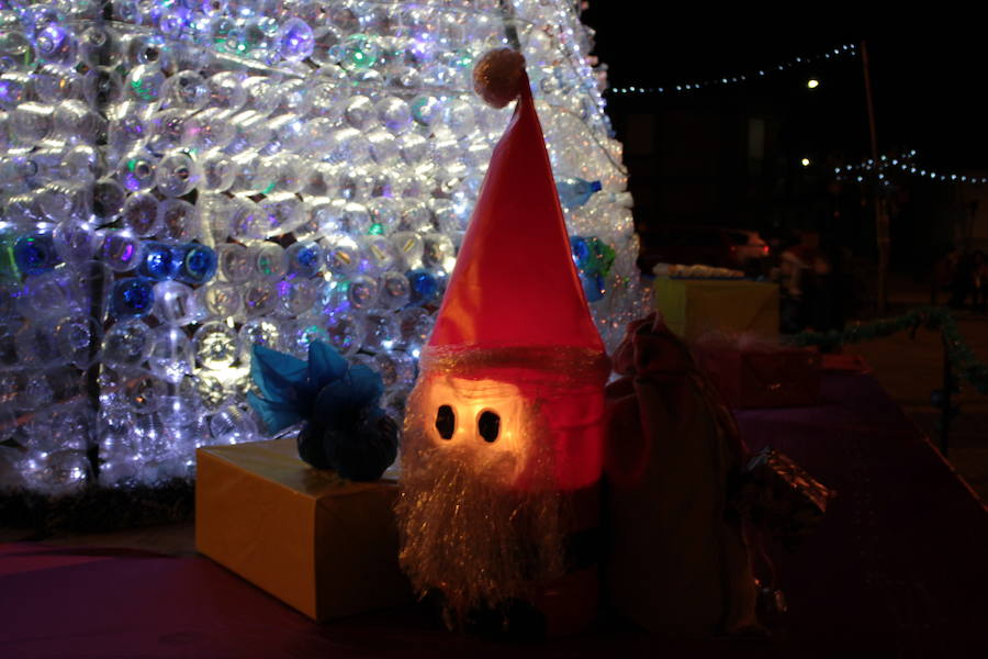 Navidad sostenible en Veguellina de Órbigo