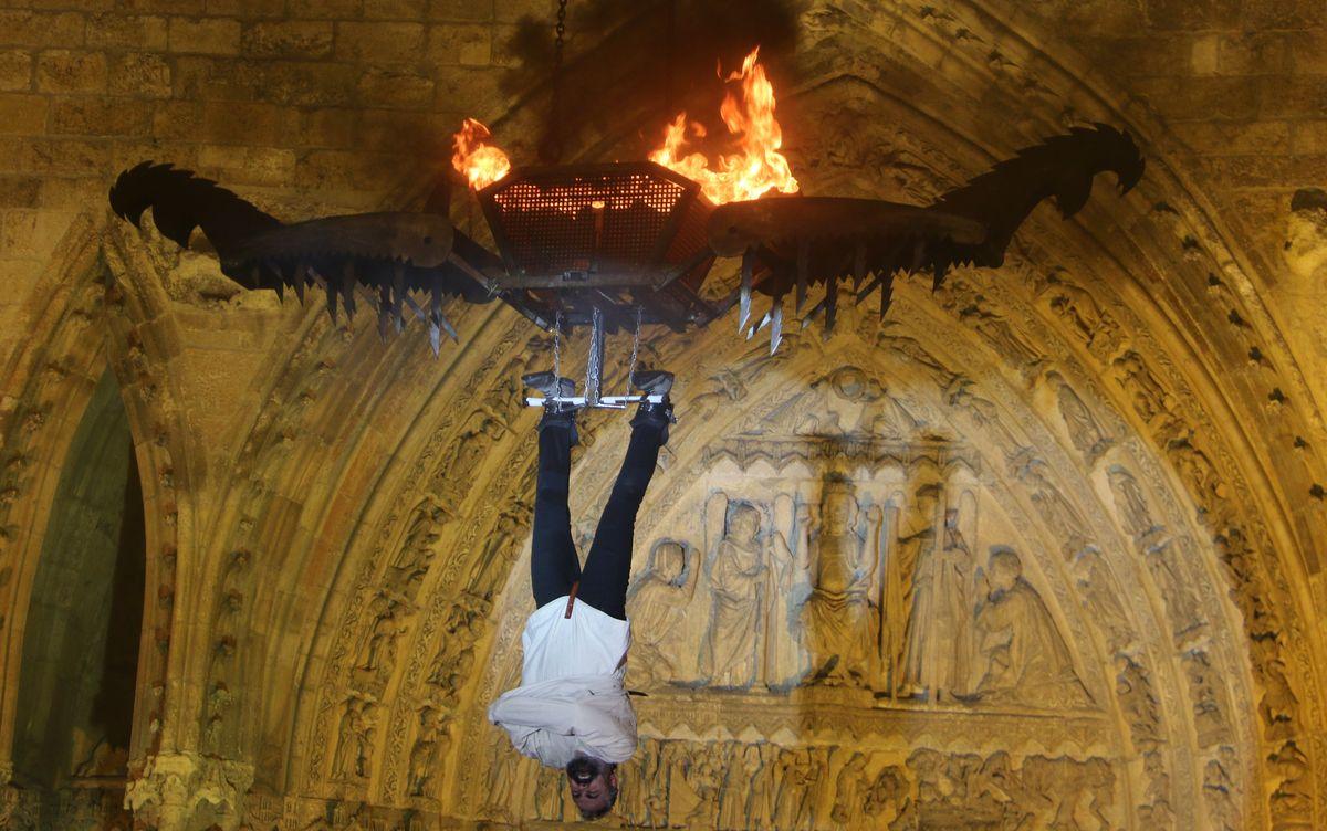 El espectáculo de Víctor Cerro en Vive La Magia de León