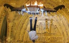 El 'Ángel de la Muerte' cae a las 'puertas del cielo'