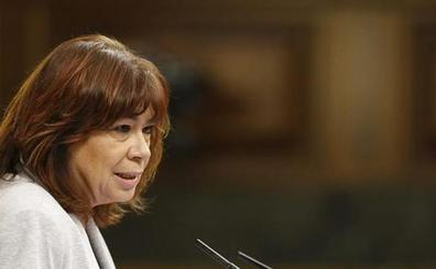 Narbona defiende el carbón autóctono como reserva estratégica y reclama que se retiren las ayudas al importado