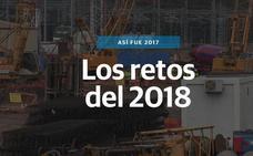 2018, año de retos, obras y proyectos