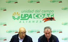 La Alianza UPA-COAG pide la dimisión de Carriedo por una subvención a Asaja Ávila de 600.000 euros