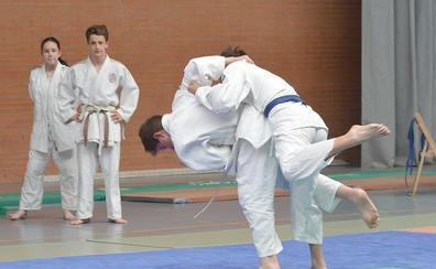 El judo leonés premia a los mejores del año