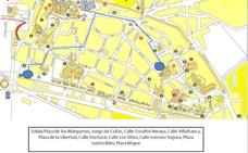 Todo a punto para la recepción de los Reyes Magos en Astorga