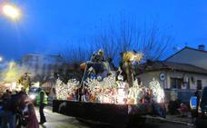 San Andrés se prepara para recibir a los Reyes Magos con 200 personas