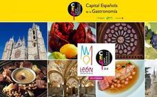 Ya se puede consultar la web oficial de León Capital Española de la Gastronomia 2018