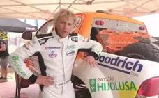 Jesús Calleja completa la primera etapa del Dakar sin incidencias