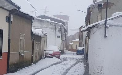 Imágenes blancas en Castilla y León