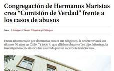 Cuatro religiosos de Castilla y León, acusados de abusos sexuales a estudiantes en Chile