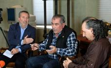 Las ayudas públicas tensan el debate de las organizaciones agrarias en el debate de El Norte