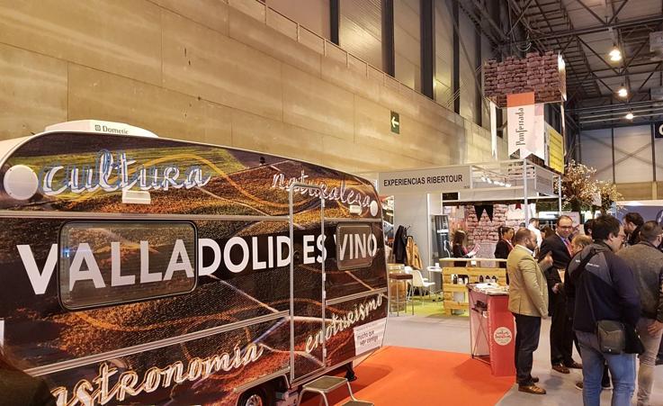 Un recorrido por Castilla y León, en Fitur