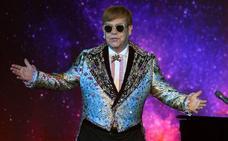 La leyenda del pop Elton John anuncia el fin de sus giras para 2021