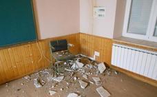 Los vecinos de Ardón denuncian el abandono que sufren las escuelas municipales
