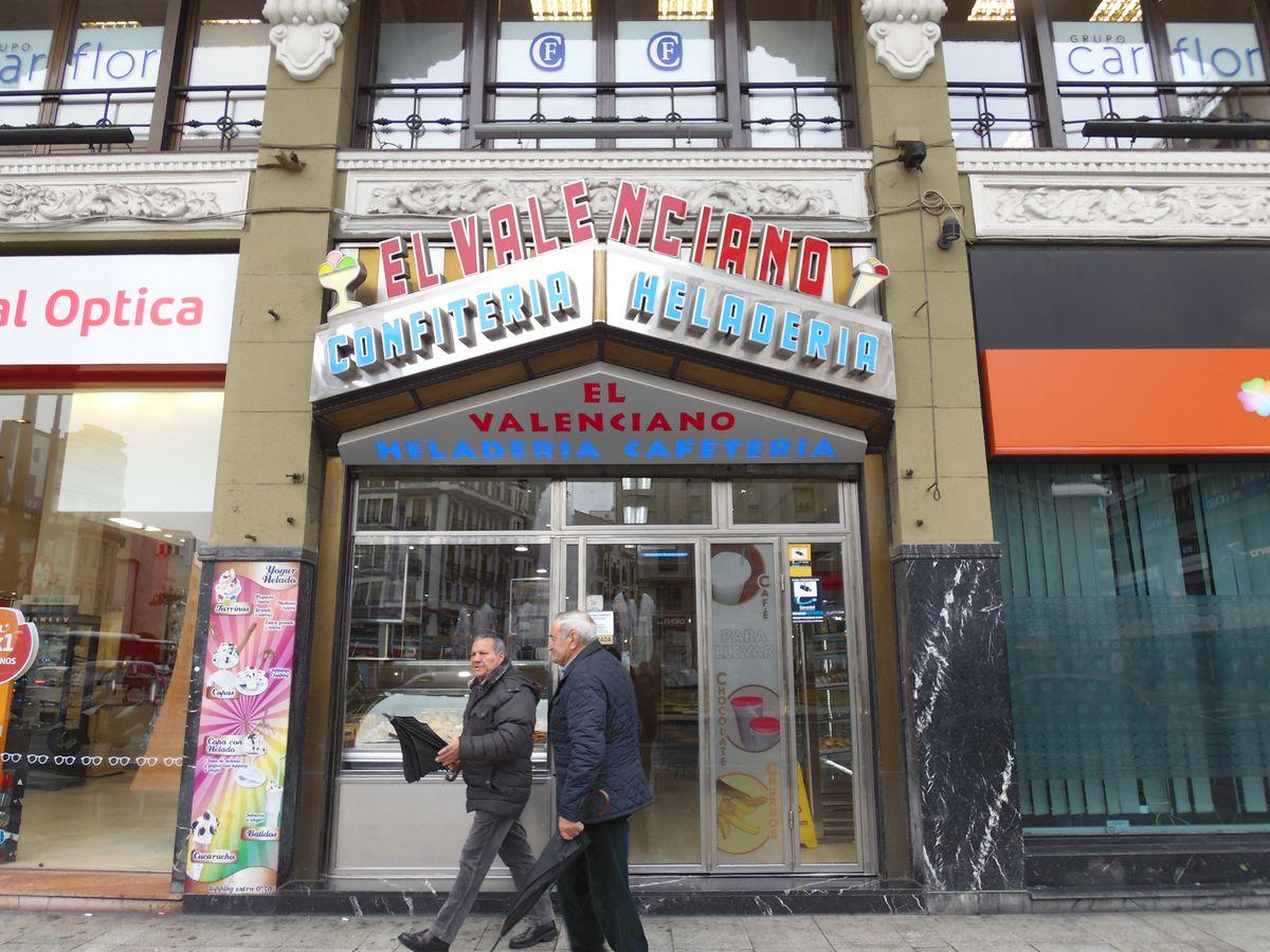 Chocolatería El Valenciano