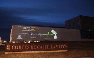 Las Cortes de Castilla y Léon recuerdan a las víctimas del Holocausto