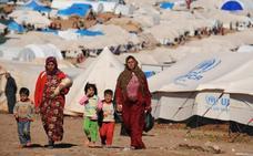 La Junta destina 457.000 euros para contribuir a atender la crisis humanitaria en Siria, la peor de los últimos 60 años