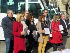 El servicio de bibliobús de la Diputación ofreció 137.000 préstamos en 418 pueblos de la provincia