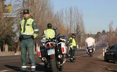 Un detenido en Valdefresno por darse a la fuga tras sufrir un accidente y conducir sin carnet