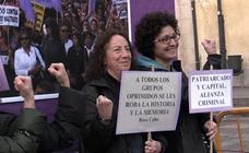 El colectivo feminista de León insta a la ciudadanía a acudir a la huelga del 8-M