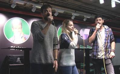 leonoticias.tv | Así fue el directo de la firma de discos de Ricky, Cepeda y Nerea de OT