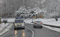 Protección Civil recomienda evitar los desplazamientos por carretera